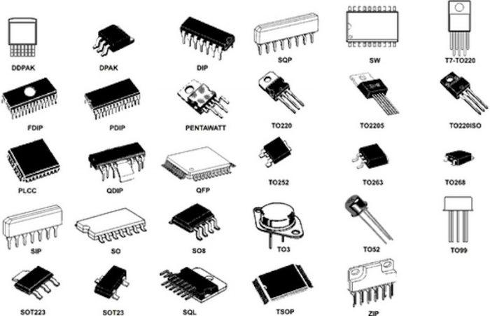 Jenis-jenis IC