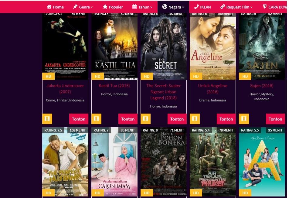 Situs Download Film Indonesia Gratis