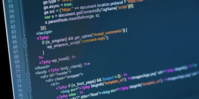 Struktur HTML Website