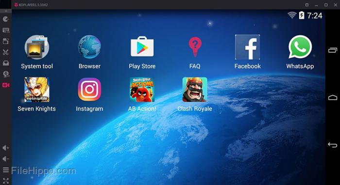 Aplikasi Android Emulator Gratis Terbaik Paling Ringan Dan Cepat
