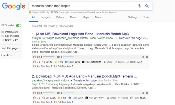 Cara Download Lagu Mp3 di Laptop
