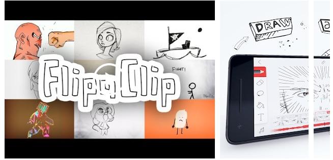 FlipaClip - Kartun animasi