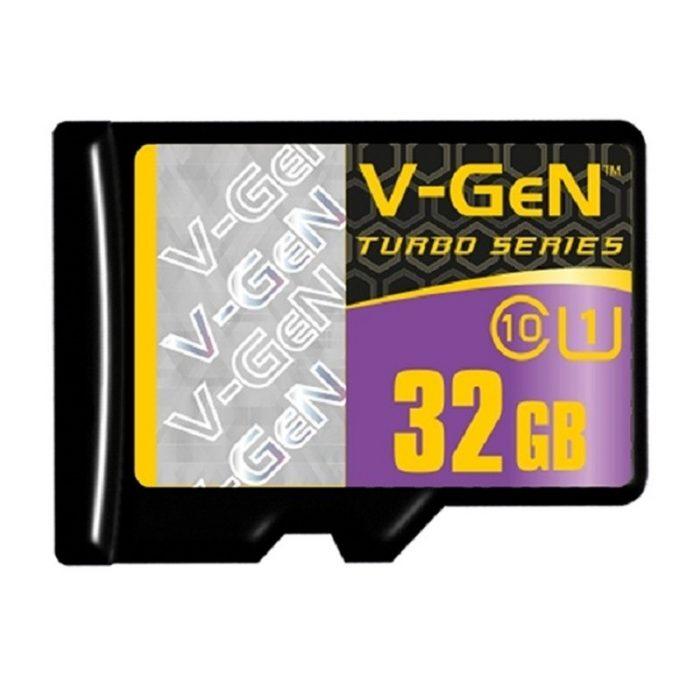 Micro SD Vgen Asli dan Palsu