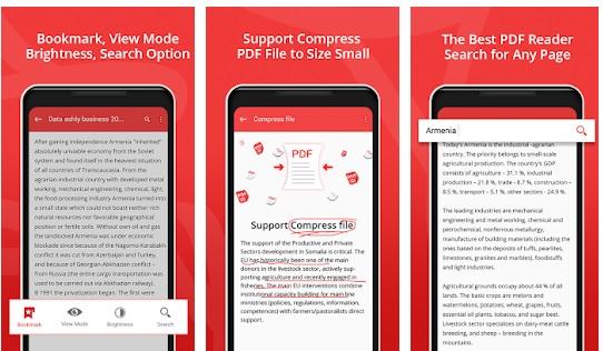 PDF Reader Multi Fungsi