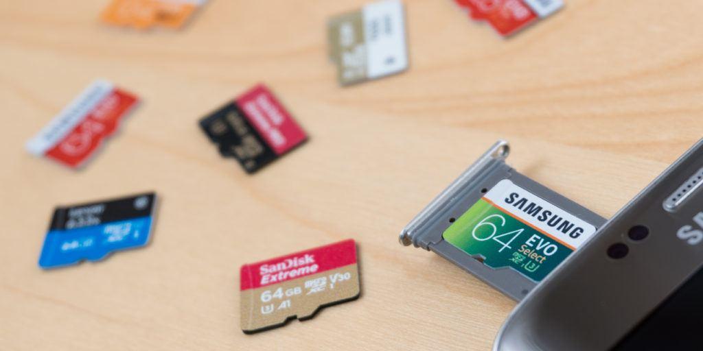 Pengertian Micro SD dan Class nya