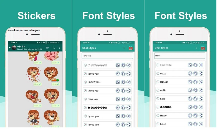 Cool Text, Stylish Font for WHatsapp