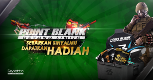 Dapatkan Informasi Terbaru PointBlank.id di Fans Page Zepetto
