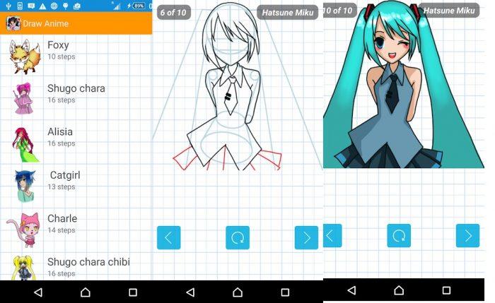 Draw Anime Manga