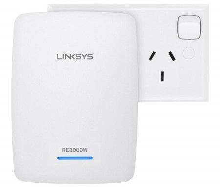 Linksys RE3000W Wireless N Range Extender