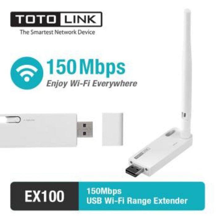 Totolink EX100 150Mbps