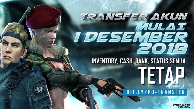 Transfer Akun PB Garena Ke Zepetto Interactive Indonesia