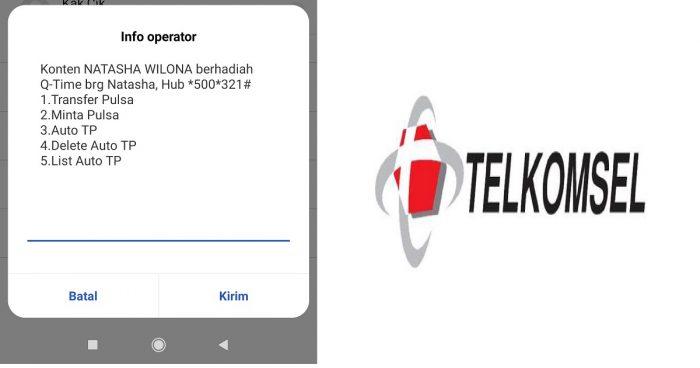 Bagaimana Cara Transfer Pulsa Telkomsel?