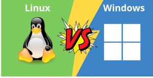Perbedaan Linux dan Windows Mana yang Bagus Untuk OS Komputer