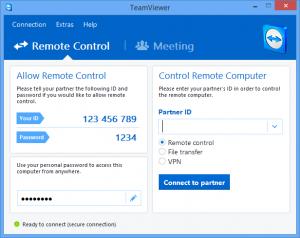 Team Viewer Aplikasi Remote PC Terbaik